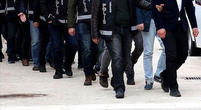 Ankara'da çok sayıda gözaltı var