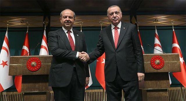 Cumhurbaşkanı Erdoğan, Tatar'ı Türkiye'ye davet etti