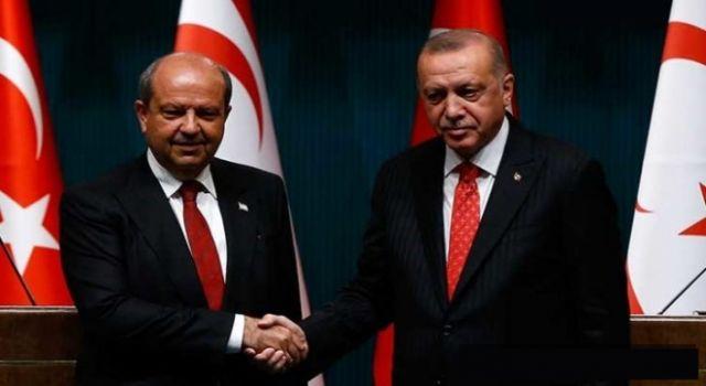 Cumhurbaşkanı Erdoğan'dan Tatar'a tebrik mesajı