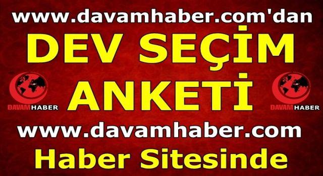 davamhaber.com Haber Sitesi'nden DEV ANKET