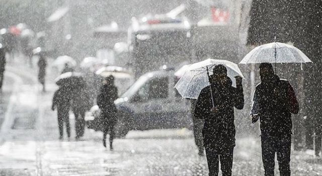 Meteoroloji İstanbul için uyarmıştı!