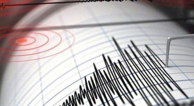 İzmir'de deprem meydana geldi