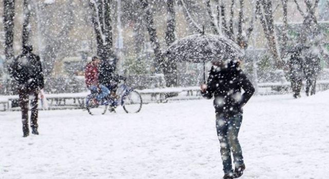 Meteoroloji İstanbul dahi 29 il için Kar uyarısı yapı.
