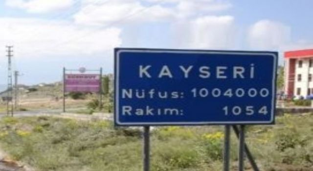 Kayseri'de kısıtlama kararı!