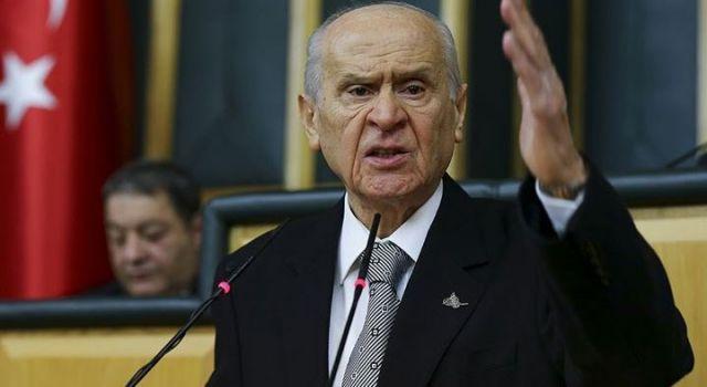 MHP lideri Bahçeli'den son dakika açıklamalar
