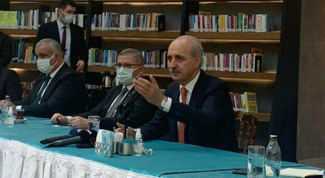 Numan Kurtulmuş'tan son dakika yeni anayasa açıklaması
