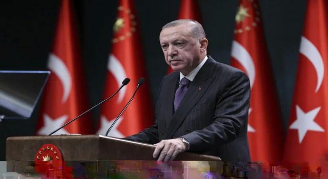 YÖK programında Erdoğan'dan son dakika müjdesi