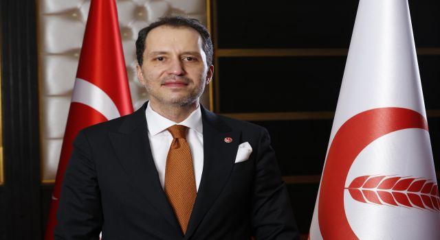 Fatih Erbakan'dan Taziye Mesajı
