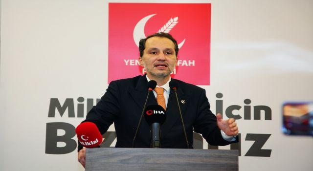 'İstanbul Sözleşmesini kutsallaştıranların foyası ortaya çıkmıştır'