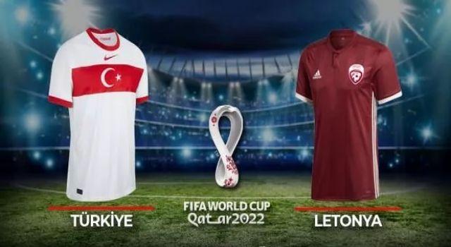Letonya Maçı Seyircili Oynanacak
