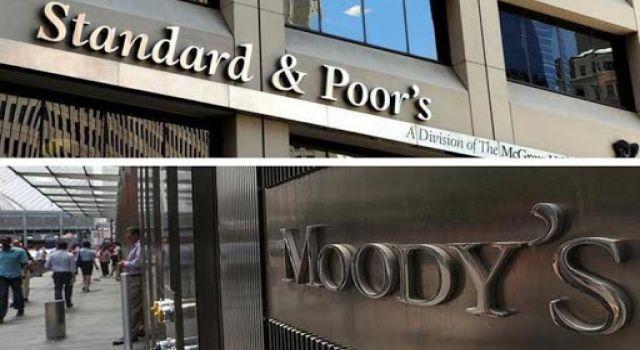 S&P ve Moody's'ten Türkiye açıklaması