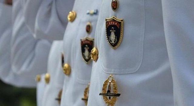 Amiraller Gözalttına Alındı