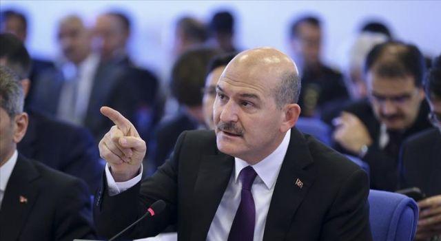 İçişleri Bakanı Soylu: 221 kilogramı ele geçirildi