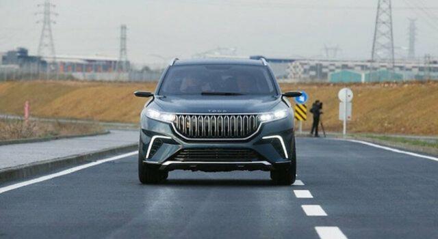 Yerli otomobil TOGG'da yeni gelişme!