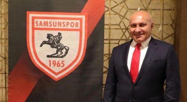 İçişleri Bakanı Soylu, Samsunspor Başkanı hakkında suç duyurusunda bulundu