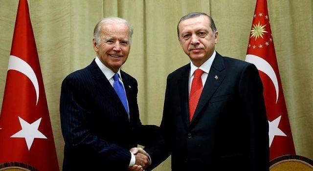 Biden-Erdoğan görüşmesi öncesi ABD'den flaş açıklama!