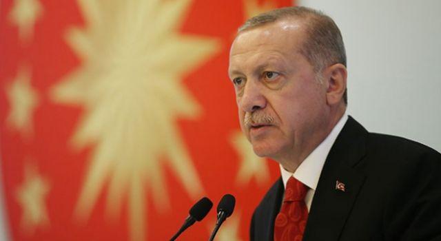 Cumhurbaşkanı Erdoğan: Borçları erteliyoruz