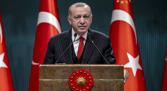 Cumhurbaşkanı Erdoğan: Suç örgütlerine bel bağladılar