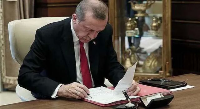 Erdoğan imzaladı! Toplam 2,5 milyon lira ödenecek