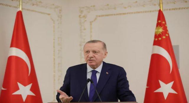 Dev nakliye uçaklarına yeni tesis! Cumhurbaşkanı Erdoğan'dan önemli açıklamalar