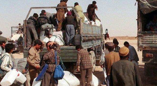 Güvenlik kaynaklarından Afgan göçmen açıklaması