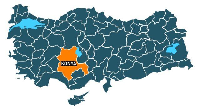 Konya'da kan donduran olay! Bir evde 7 kişi ölü bulundu...