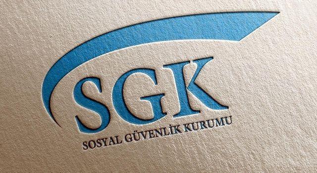 SGK'dan yapılandırma açıklaması