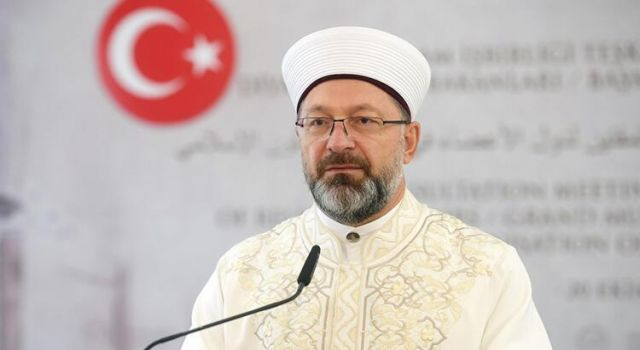 Ali Erbaş yeniden Diyanet İşleri Başkanlığı'na getirildi