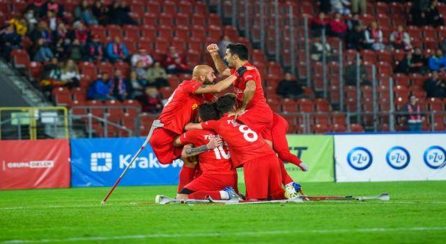 Ampute Futbol Milli Takımımız Avrupa şampiyonu