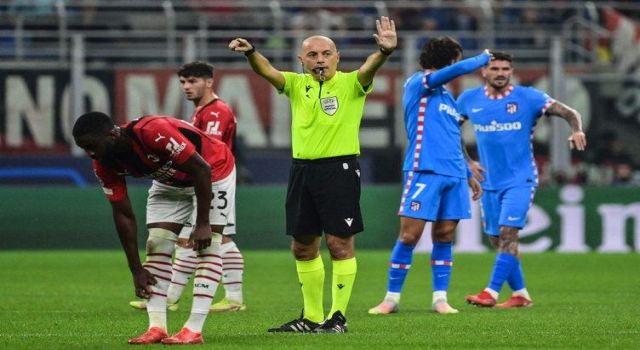 İtalya, Cüneyt Çakır'ı konuşuyor: Maçı mahvetti!
