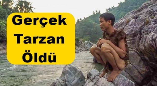'Medeni dünya' ona iyi gelmedi! 'Gerçek Tarzan' hayatını kaybetti