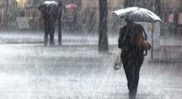 Meteoroloji Uyardı, Bazı illerimizde sağanak yağış var