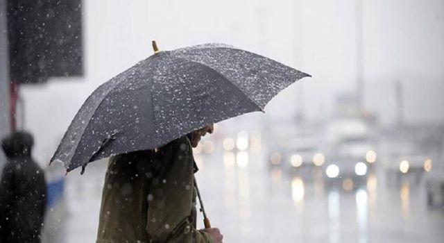 Meteoroloji'den 8 ile sağanak uyarısı! Sel tehlikesi var