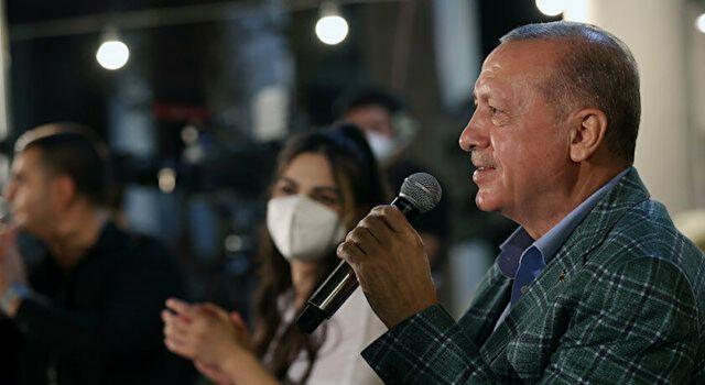 Cumhurbaşkanı Erdoğan Adana'da gençlerle bir araya geldi: Bizimki TEKNOFEST kuşağı