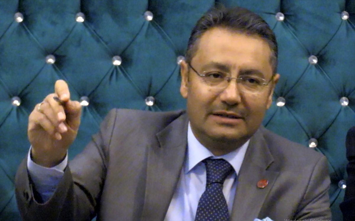 Yeniden Refah Genel Başkan Yardımcısı Av. Bayram Sakartepe: 'Temsilde adaletin sağlanması için seçim barajı yüzde 5 olmalıdır