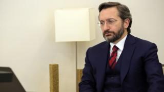 İletişim Başkanı Altun, Ayasofya'nın yeniden ibadete açılmasına ilişkin CİMER'e gelen memnuniyet mesajlarını paylaştı