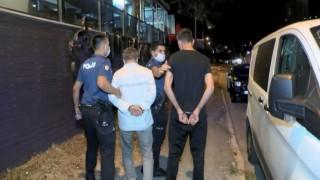 Maltepe'de polise silahlı saldırı: 10 gözaltı