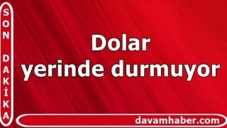 Dolar 7,40 TL'yi zorluyor