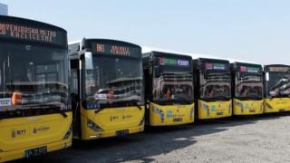 İstanbul'daki tüm toplu taşıma otobüsleri tek çatı aldında birleşti