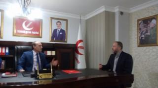 ÖZTÜRK, 'CEZAEVİ BATIYA YAPILMALIDIR'