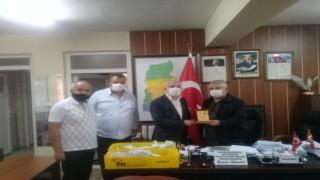 Yeniden Refah Kahramanmaraş'da Muhtarlar Günü kutladı