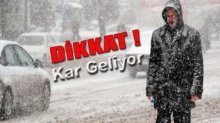 Meteoroloji'den peş peşe uyarılar! Kar geliyor