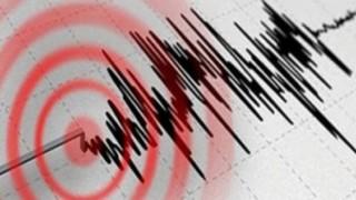 Tunceli'de korkutan deprem!