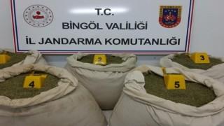 Bingöl'de Terör Örgütüne Ait Depolara Baskın
