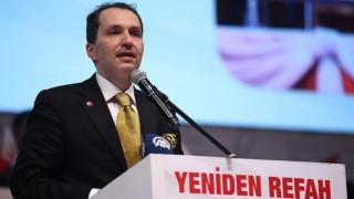 """Fatih Erbakan: """"Şiddetle Kınıyoruz"""""""