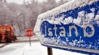 İstanbul'da yoğun kar yağışı başladı! Uyarılar peş peşe geliyor