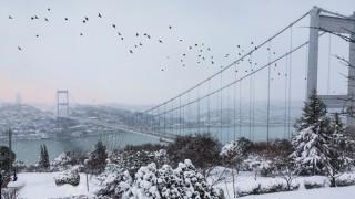 Meteoroloji ve AKOM uyardı! Bugün İstanbul'a kar geliyor
