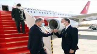 Milli Savunma Bakanı Akar Bağdat'da