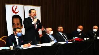 Yeniden Refah'ta 'gölge kabine' toplandı