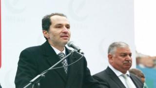 Yeniden Refah'tan Yunanistan Başpiskoposuna Sert Tepki